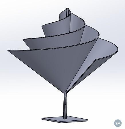Archimedes Windmill