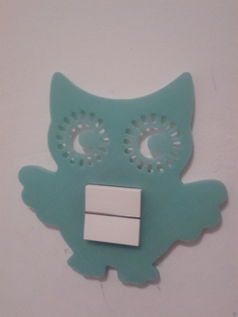 Switch plates for kids room
