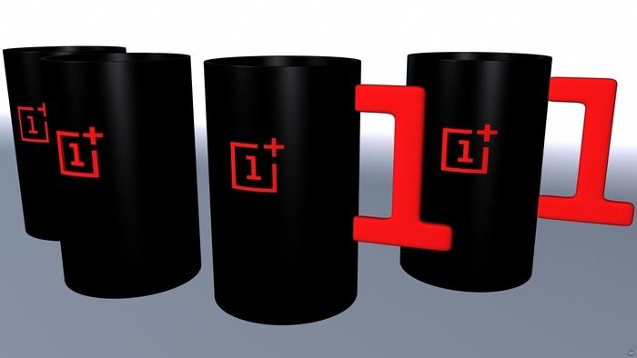 Oneplus mug and cup