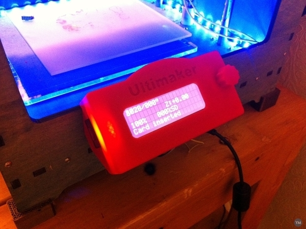 Printable Ultipanel holder