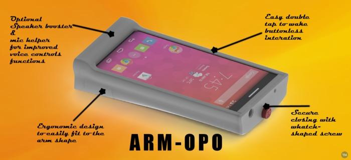 ARM-OPO