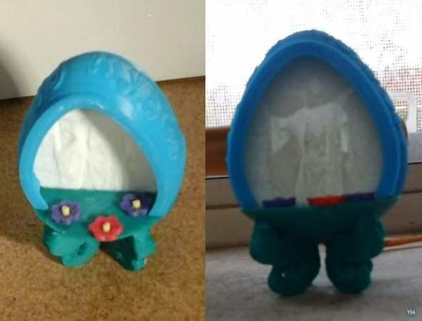Easter Egg Lithophane