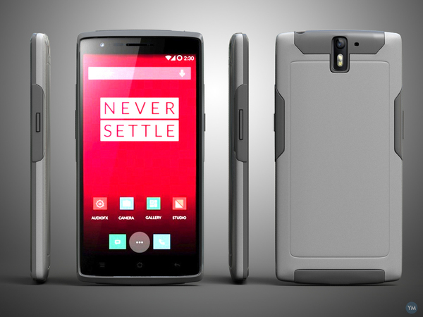 Oneplus One Dual Layer Protective Case