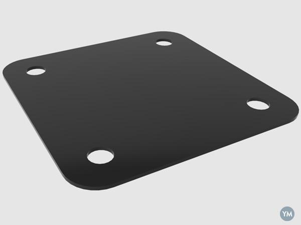 65x65mm Tablet Weaving Card