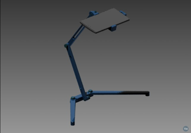 OnePlus One Magnifier and Light Stand