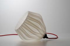 Zuzanna 3d Printed Lamp Off  1