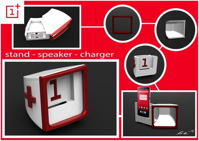 SpeakerBox for oneplus