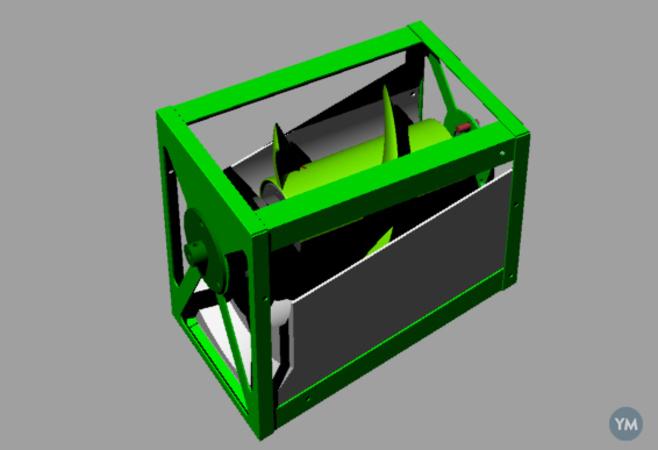 hydropw1.6 - a micro hydro power generator