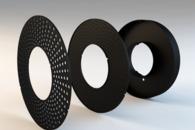 Carousel thumb ring flash 300 led for nikon 72mm lense filter holder yves guillo 02