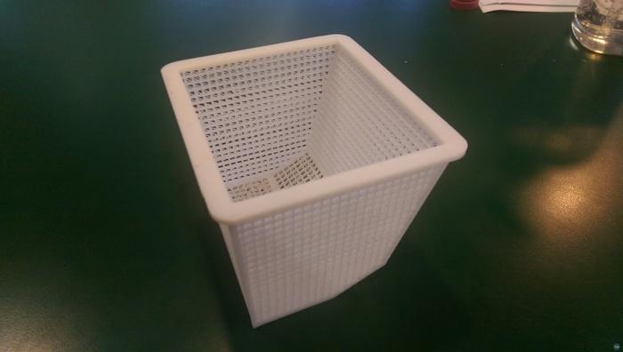 SPX1099B Front Spa Skimmer Basket