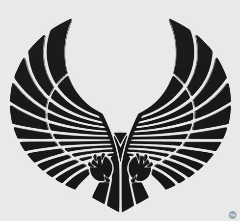 Romulan Symbol - Star Trek