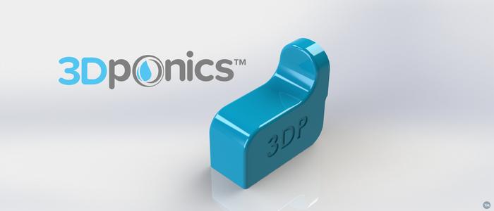 Floater Version 1 - 3Dponics Non-Circulating Hydroponics