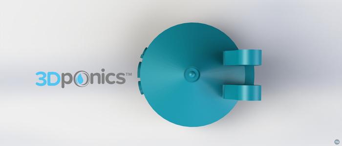 Floater Nozzle - 3Dponics Non-Circulating Hydroponics