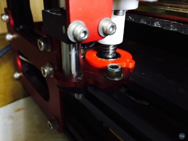 MendelMax 2 MM2 JD Z Screw Thrust Bearing Holder
