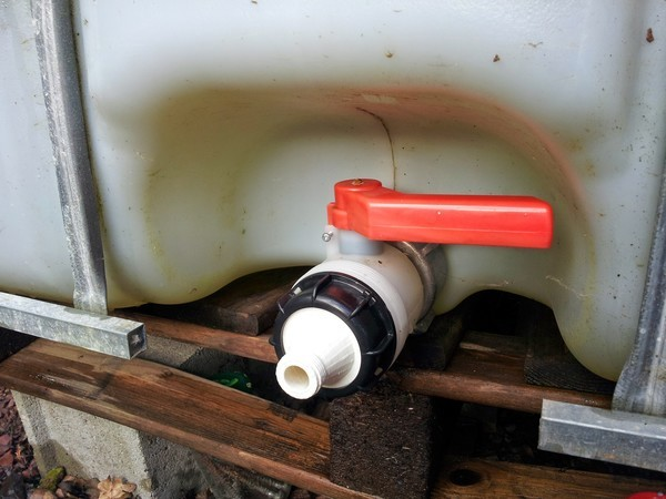 Watering tip