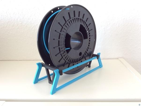 Filament Spool Rack