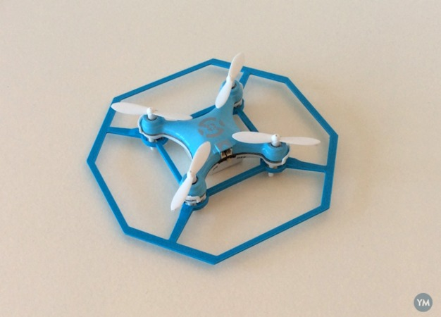 Drone Protection (CX-10 Minidrone)