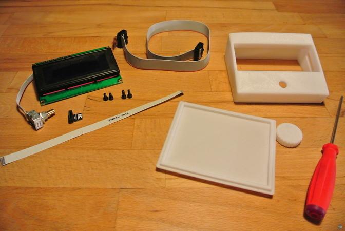 Printrbot LCD Housing V2