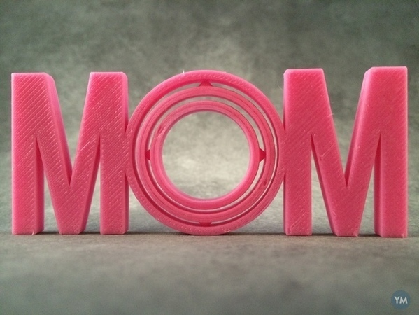 MOM Gimbal - Print In Place