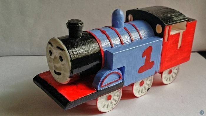 Thomas Train Model