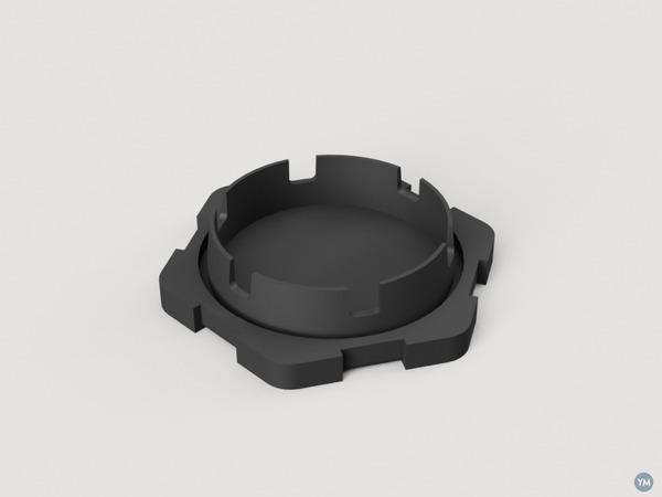 41 mm Tube Cap