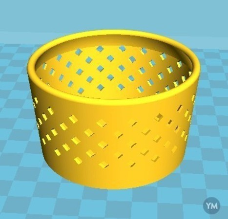 Wastepaper basket X-Trail