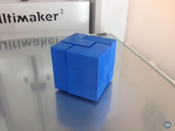 soma puzzel + box