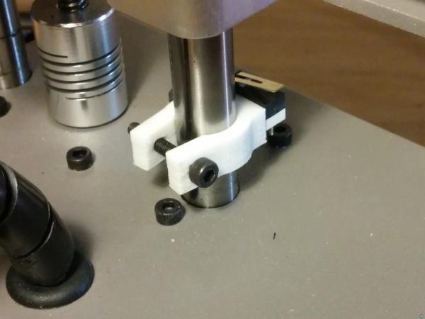 Printrbot Metal Z End stop switch (z probe replacement)