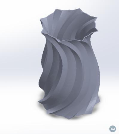 Cool Lofted Vase