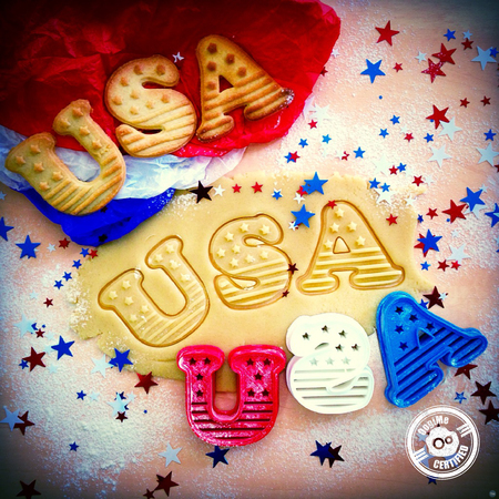 USA Cookie Cutter (4th of July Special Edition)