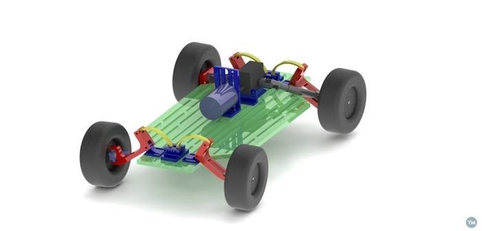 Modular RC Car