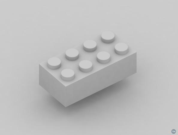 LEGO Brick 2x4