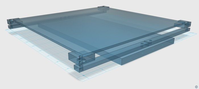 Smartfriendz SmartrapCore Bed leveling System