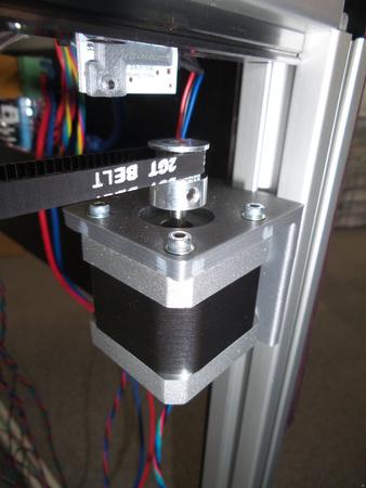 Nema17 Bracket for 30mm Bosch Profile
