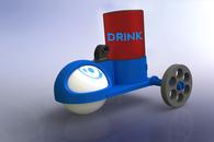 Carousel thumb spherogoprocanholder