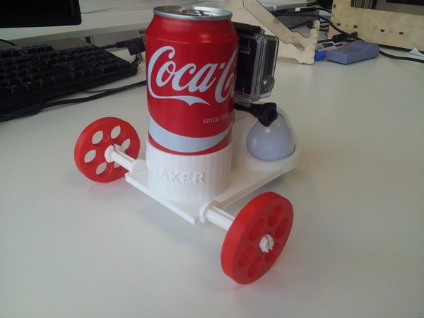 Sphero Canholder GoPro Vehicle