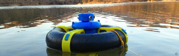 JALC Boat Aquatic Robot