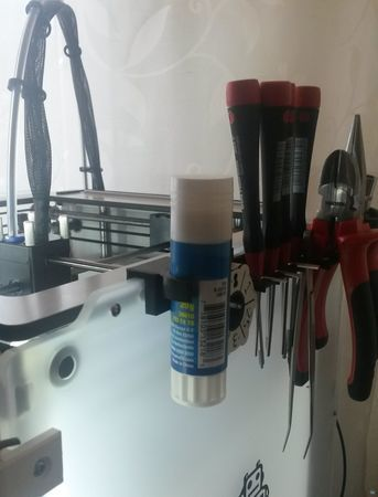 UM2 Glue Stick Holder