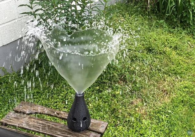 Swirling Water Unit - Vortex water nozzle - Vortex Process Technology (VPT)