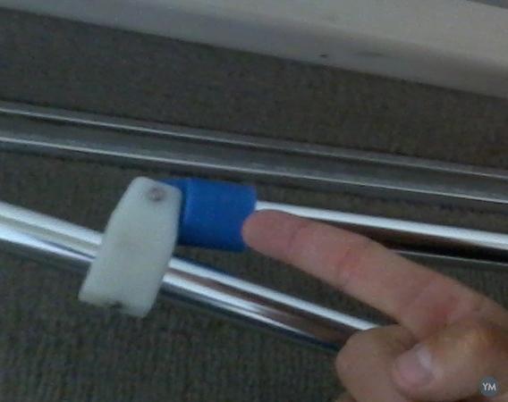 Boat Biminy Canopy tube connector