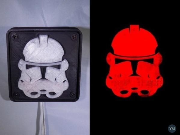 StormTrooper LED Light/Nightlight