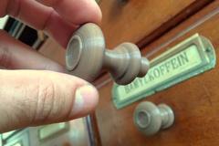 3 D Printable Cabinet Knob By Creative Tools.Com V9