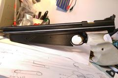 3d Printed 1377 Pump Arm