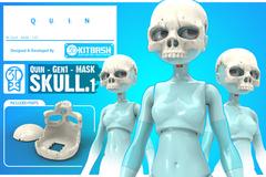 Quin G1 Skull Mask 3dkitbash Com 3d Printing 19999