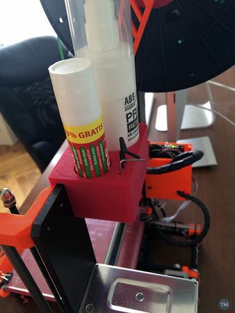 Tool Holder for Prusa i3
