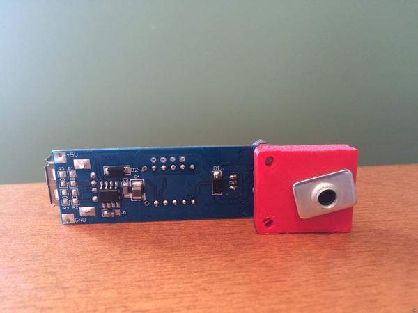 MTW MiniMax Voltage converter mount (Parametric)
