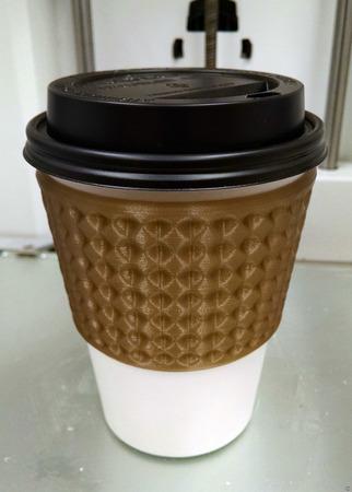 Coffee/Tea Cup Sleeve - Dimpled