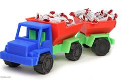 Toy Dump Truck Trailer 3 By Ct3 D.Xyz