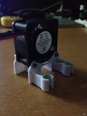 UMO+ and UM2 XY motor fan 40x20 support
