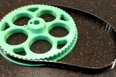 60 Tooth Pulley And Belt